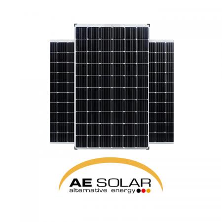 Aurinkopankki - AE Solar aurinkopaneeli