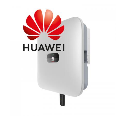 Aurinkopankki - Huawei invertteri